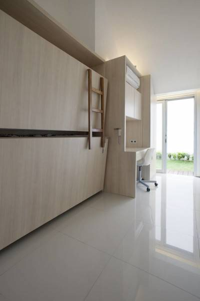 Sontang M Siregar Dj House Bengkulu, Indonesia Bengkulu, Indonesia Rollaway-Bed-2 Minimalis 6016