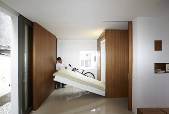 Sontang M Siregar Compact House  Jakarta, Indonesia Jakarta, Indonesia Rollaway Bed  6045