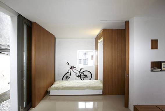 Sontang M Siregar Compact House  Jakarta, Indonesia Jakarta, Indonesia Rollaway Bed  6046