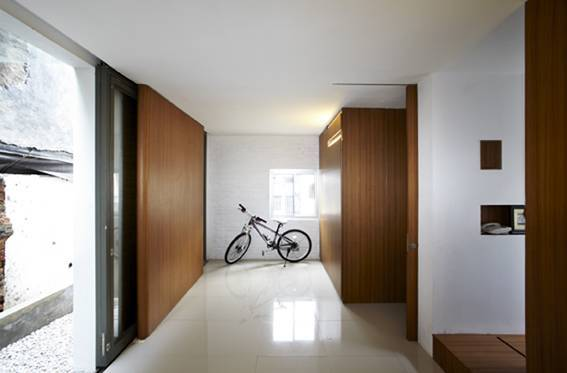 Sontang M Siregar Compact House  Jakarta, Indonesia Jakarta, Indonesia Room Partition  6051