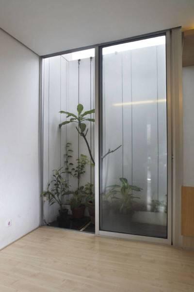 Sontang M Siregar 51 Sqm House Jakarta, Indonesia Jakarta, Indonesia Indoor-Garden-2 Minimalis 6096