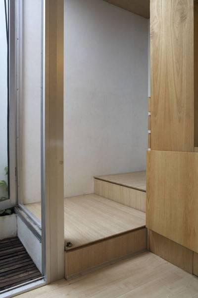 Sontang M Siregar 51 Sqm House Jakarta, Indonesia Jakarta, Indonesia Shoebox-2 Minimalis 6099