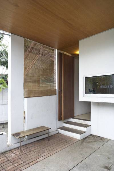 Sontang M Siregar 51 Sqm House Jakarta, Indonesia Jakarta, Indonesia Terrace-2 Minimalis 6107