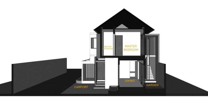 Civarch Design Studio Tukad Badung Residence Bali, Indonesia Bali, Indonesia Section-1 Minimalis 5621