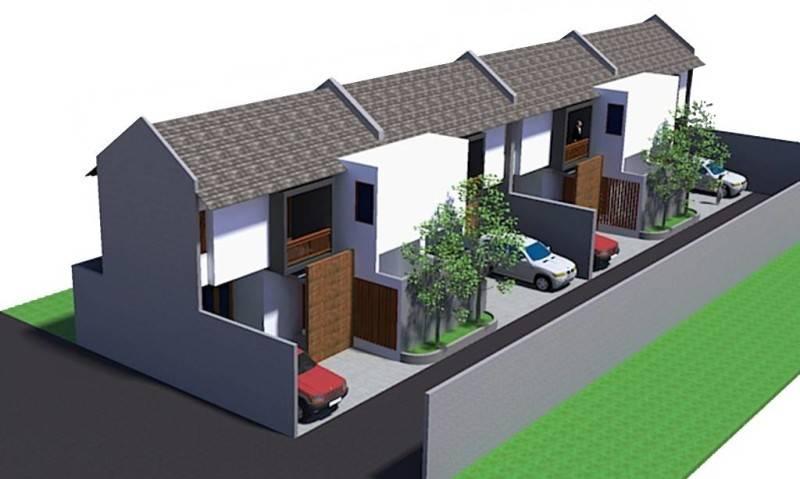 Civarch Design Studio Tukad Badung Residence Bali, Indonesia Bali, Indonesia Bird Eye View Minimalis 5624