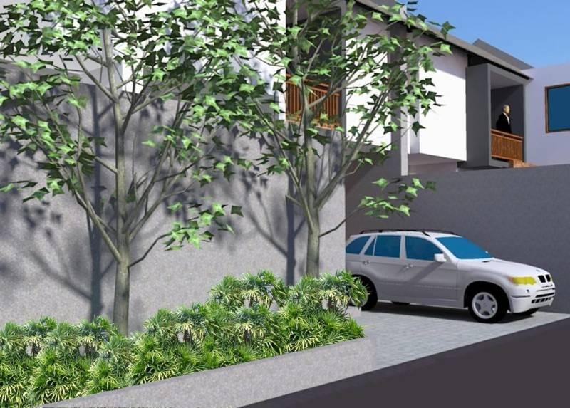 Civarch Design Studio Tukad Badung Residence Bali, Indonesia Bali, Indonesia Perspective-4 Minimalis 5627