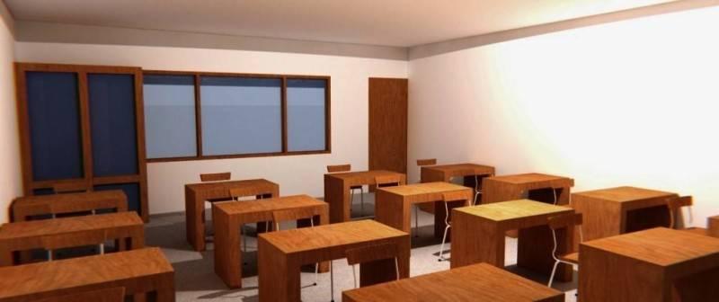 Civarch Design Studio Elementary School At Dili Timor Leste Timor Leste School-Perspective-2  5634