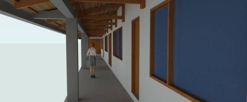Civarch Design Studio Elementary School At Dili Timor Leste Timor Leste School-Perspective-3  5635