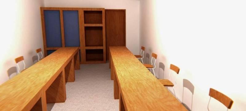 Civarch Design Studio Elementary School At Dili Timor Leste Timor Leste Teacher-Room  5639