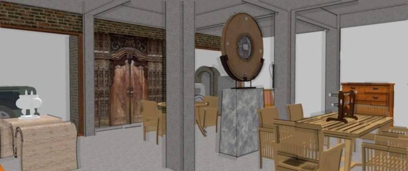 Civarch Design Studio Umah Lumut At Denpasar Bali, Indonesia Bali, Indonesia Interior-4  5705