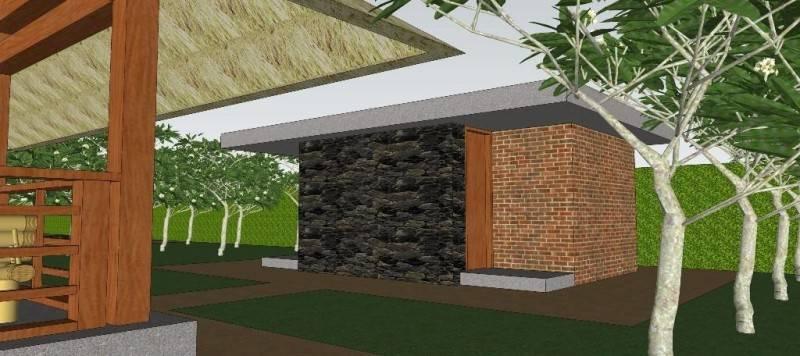 Civarch Design Studio Children Playground At Denpasar Bali, Indonesia Bali, Indonesia Toilet-For-Lobby-Area Tropis 5709