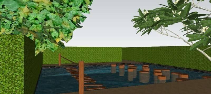 Civarch Design Studio Children Playground At Denpasar Bali, Indonesia Bali, Indonesia Rice-Field-1 Tropis 5712
