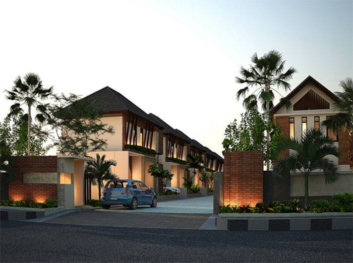 Prima Design Graha Prima Residence At Badung Bali, Indonesia Bali, Indonesia Main-Gate  5765