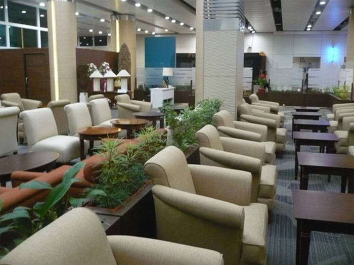 Prima Design Temporary Lounge At Ngurah Rai International Airport Bali, Indonesia Bali, Indonesia Lounge-3  5789