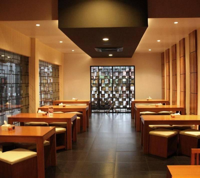 Julio Julianto Dimsum 48 Place Jakarta, Indonesia Jakarta, Indonesia Dining-Table-1 Modern 5806