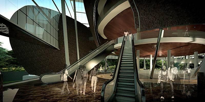 Julio Julianto Museum Batik Indonesia At Tmii Jakarta, Indonesia Jakarta, Indonesia Lounge Kontemporer 5838
