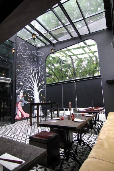 Julio Julianto The Momo Restaurant And Bar At Senopati Jakarta, Indonesia Jakarta, Indonesia Interior Kontemporer 5881
