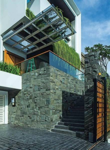 Julio Julianto The Minimal White House At Jimbaran Asri Bali, Indonesia Bali, Indonesia Perspective-2 Modern 5911