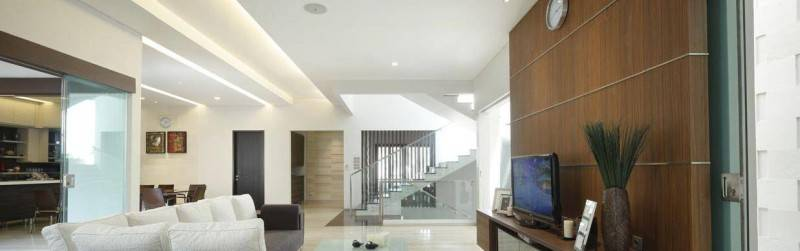 Julio Julianto The Line House At Kelapa Gading Jakarta, Indonesia Jakarta, Indonesia Living-Room Modern 5919