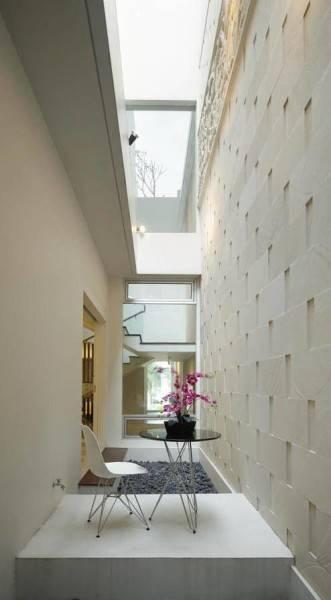 Julio Julianto The Line House At Kelapa Gading Jakarta, Indonesia Jakarta, Indonesia Perspective-1 Modern 5920