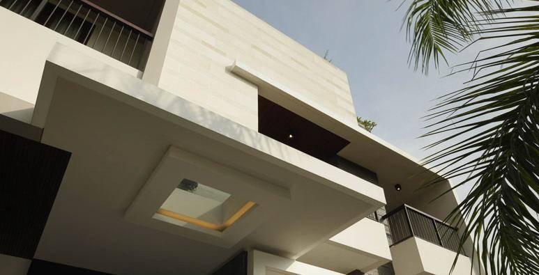 Julio Julianto The Line House At Kelapa Gading Jakarta, Indonesia Jakarta, Indonesia Perspective-3 Modern 5922