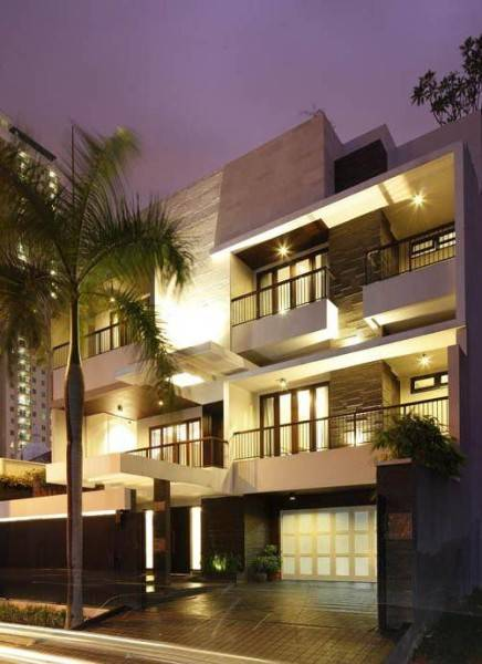 Julio Julianto The Line House At Kelapa Gading Jakarta, Indonesia Jakarta, Indonesia Perspective-5 Modern 5924