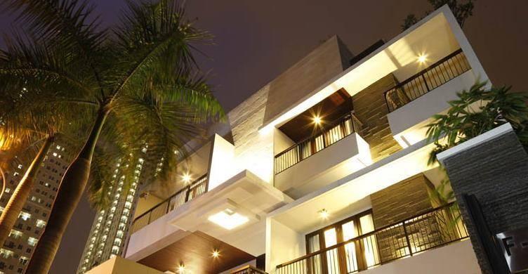 Julio Julianto The Line House At Kelapa Gading Jakarta, Indonesia Jakarta, Indonesia Perspective-6 Modern 5925
