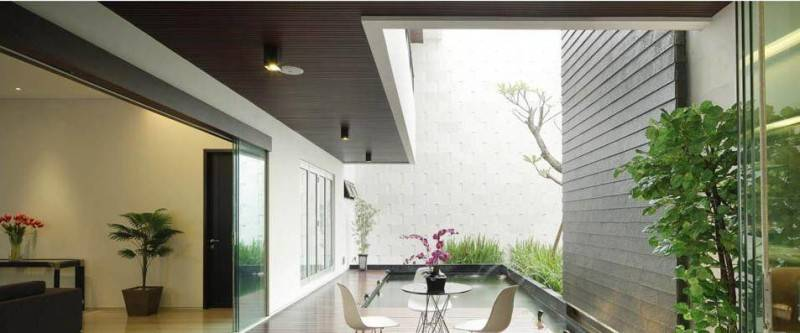 Julio Julianto The Line House At Kelapa Gading Jakarta, Indonesia Jakarta, Indonesia Perspective-7 Modern 5926