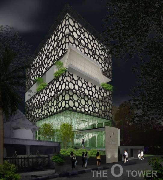 Julio Julianto The O Spa Building At Dukuh Atas Jakarta, Indonesia Jakarta, Indonesia Facade-View-Night Kontemporer 5928