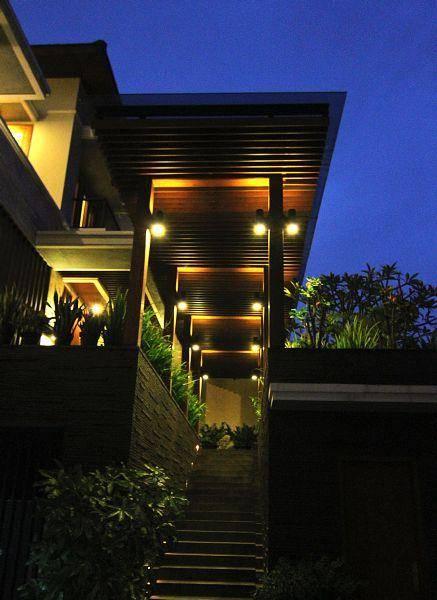 Julio Julianto Balinese Modern House At Pantai Indah Kapuk Jakarta, Indonesia Jakarta, Indonesia Perspective-3 Modern 5938