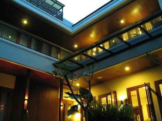 Julio Julianto Balinese Modern House At Pantai Indah Kapuk Jakarta, Indonesia Jakarta, Indonesia Perspective-2 Modern 5939