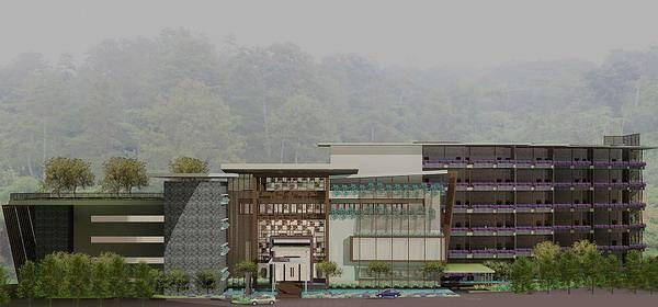 Julio Julianto Marcopolo Hotel Bandung, Indonesia Bandung, Indonesia Front-View  5944
