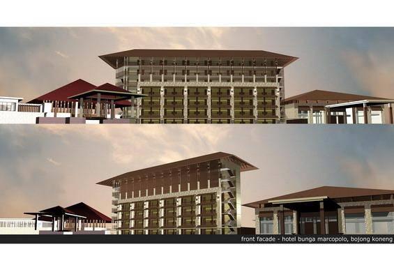 Julio Julianto Marcopolo Hotel Bandung, Indonesia Bandung, Indonesia Front-Facade  5945