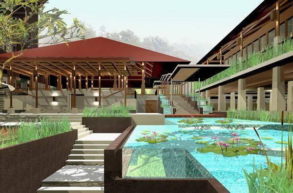 Julio Julianto Marcopolo Hotel Bandung, Indonesia Bandung, Indonesia Pond  5948