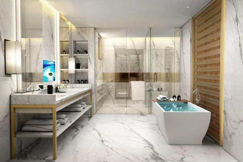 Yaph Studio Private Residence At Pondok Indah Jakarta, Indonesia Jakarta, Indonesia Bathroom  6135
