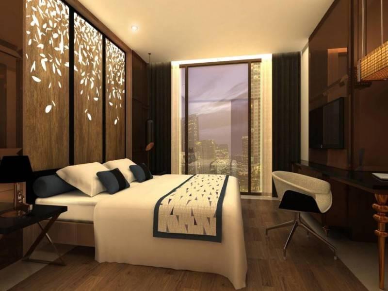 Yaph Studio Kemang Village Apartment Jakarta, Indonesia Jakarta, Indonesia Bedroom-1  6153