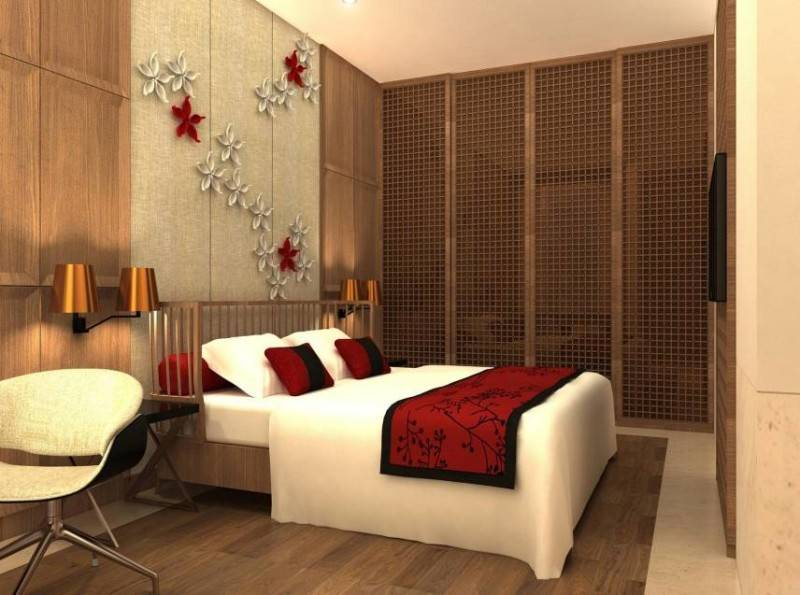 Yaph Studio Kemang Village Apartment Jakarta, Indonesia Jakarta, Indonesia Bedroom-2  6154