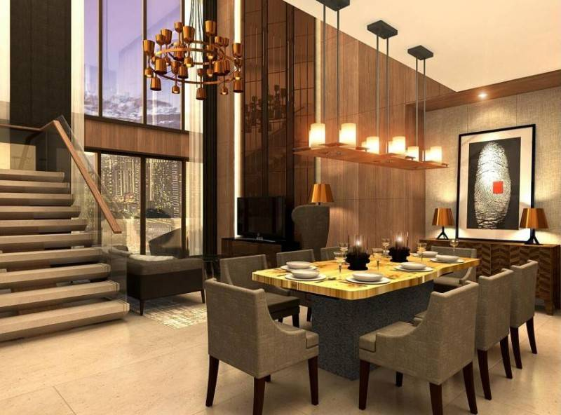 Yaph Studio Kemang Village Apartment Jakarta, Indonesia Jakarta, Indonesia Dining-Room  6156