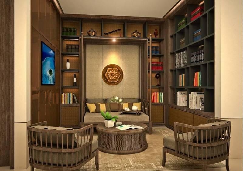 Yaph Studio Kemang Village Apartment Jakarta, Indonesia Jakarta, Indonesia Library  6157