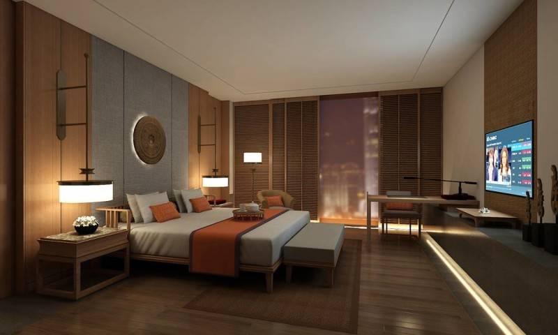 Yaph Studio Sultan Hotel At Senayan Jakarta, Indonesia Jakarta, Indonesia Hotel-Room-1  6193