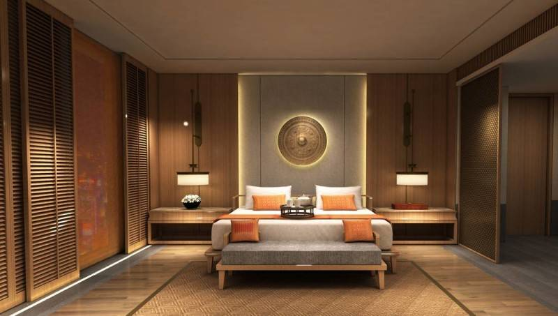 Yaph Studio Sultan Hotel At Senayan Jakarta, Indonesia Jakarta, Indonesia Hotel-Room-2  6194