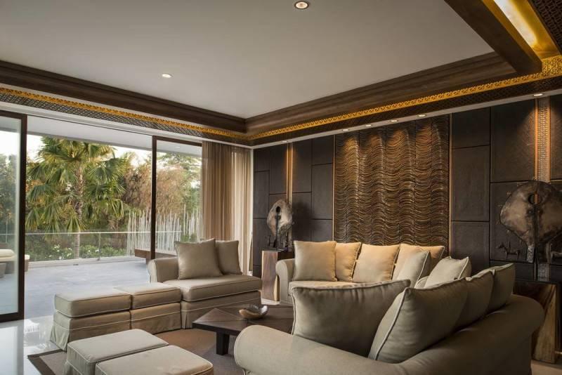 Yaph Studio Manhattan Villa At Canggu Bali, Indonesia Bali, Indonesia Livingroom Modern 6251