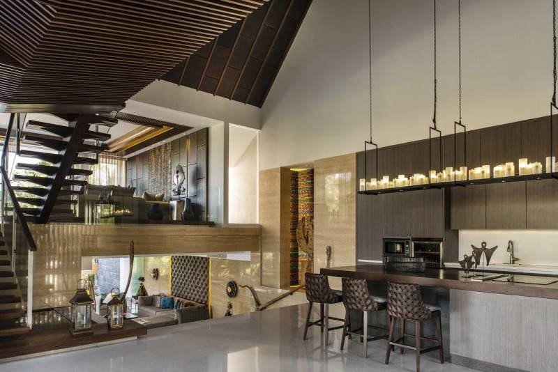 Yaph Studio Manhattan Villa At Canggu Bali, Indonesia Bali, Indonesia Kitchen-Set Modern 6255