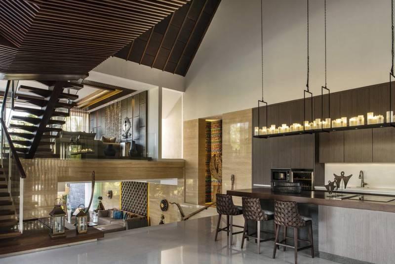 Yaph Studio Manhattan Villa At Canggu Bali, Indonesia Bali, Indonesia Kitchen-Set Modern 6255