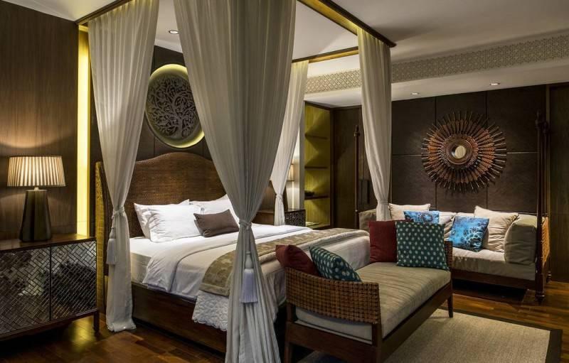 Yaph Studio Manhattan Villa At Canggu Bali, Indonesia Bali, Indonesia Bedroom Modern 6256