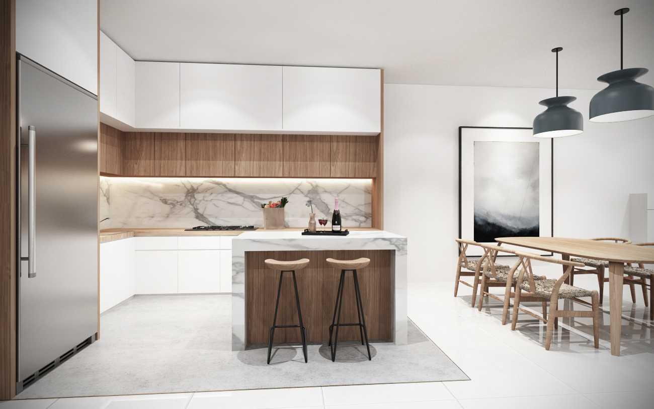 Jasa Interior Desainer Menata Studio di Jakarta