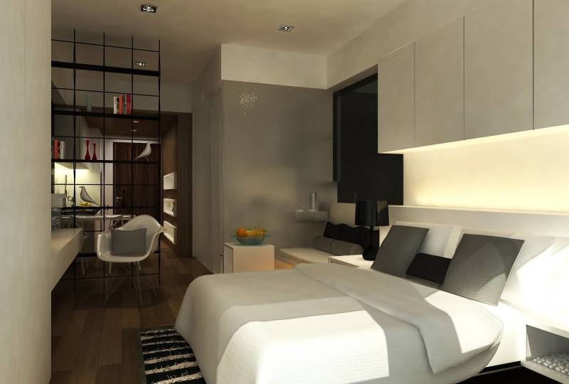 Ruang Komunal Kemang Studio Apartment Kemang Village Apartment Kemang Village Apartment Bedroom Modern 6543