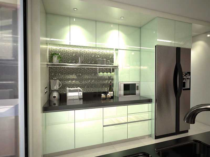 Ruang Komunal Kitchen Renovation Jakarta Jakarta Kitchen Set Modern 16443