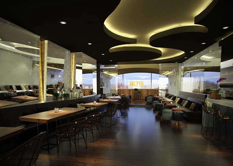 Ruang Komunal Apero Citiwalk - Jakarta Citiwalk - Jakarta Dining Area Kontemporer 15945