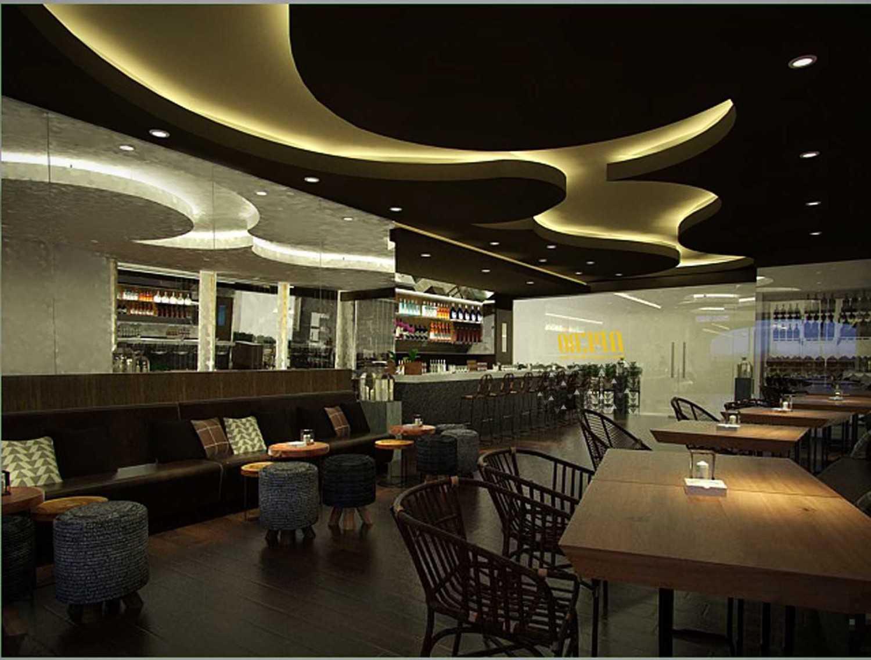 Ruang Komunal Apero Citiwalk - Jakarta Citiwalk - Jakarta Dining Area Kontemporer 15946